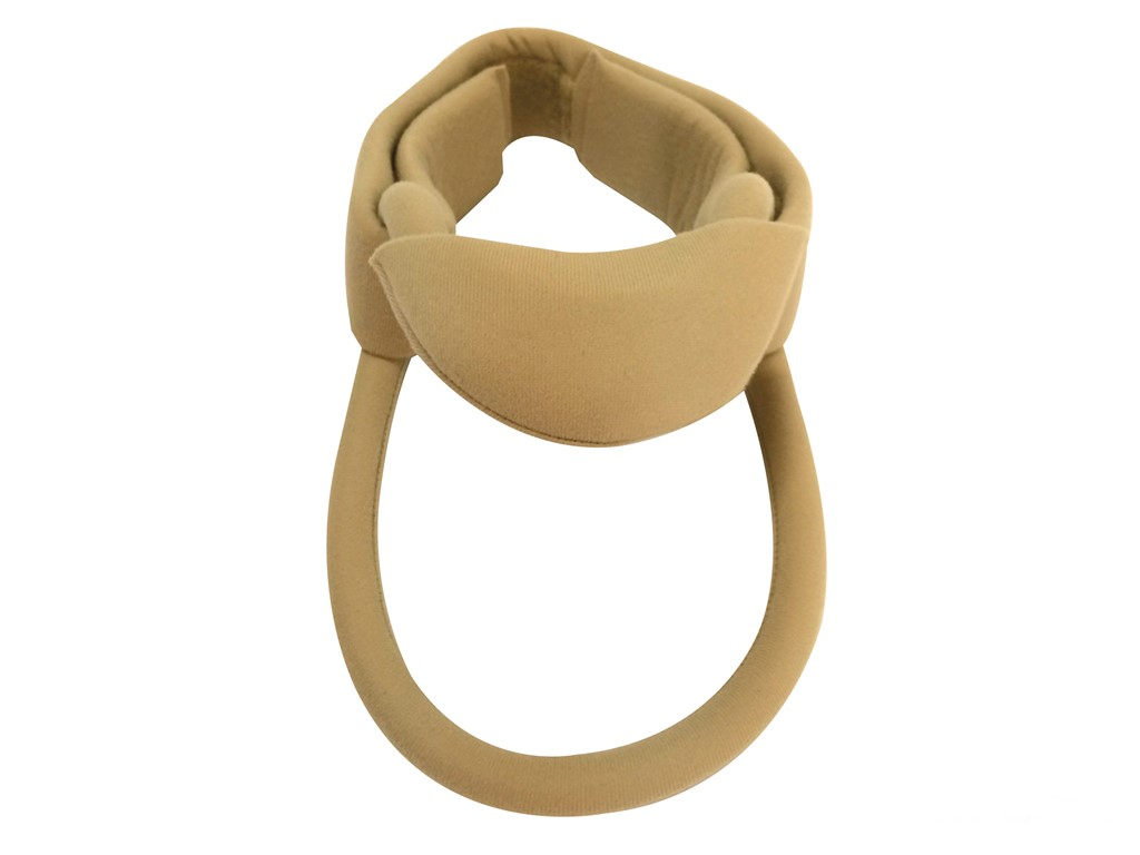 Headmaster Collar Beige, Large